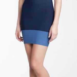 BCBG Max Azria | PINK Joelle Bandage Skirt XXS